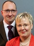 Isa-Bianka Meyer und Dr. Julian Mack