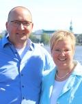 Isa-Bianka Mach und Julian Mack