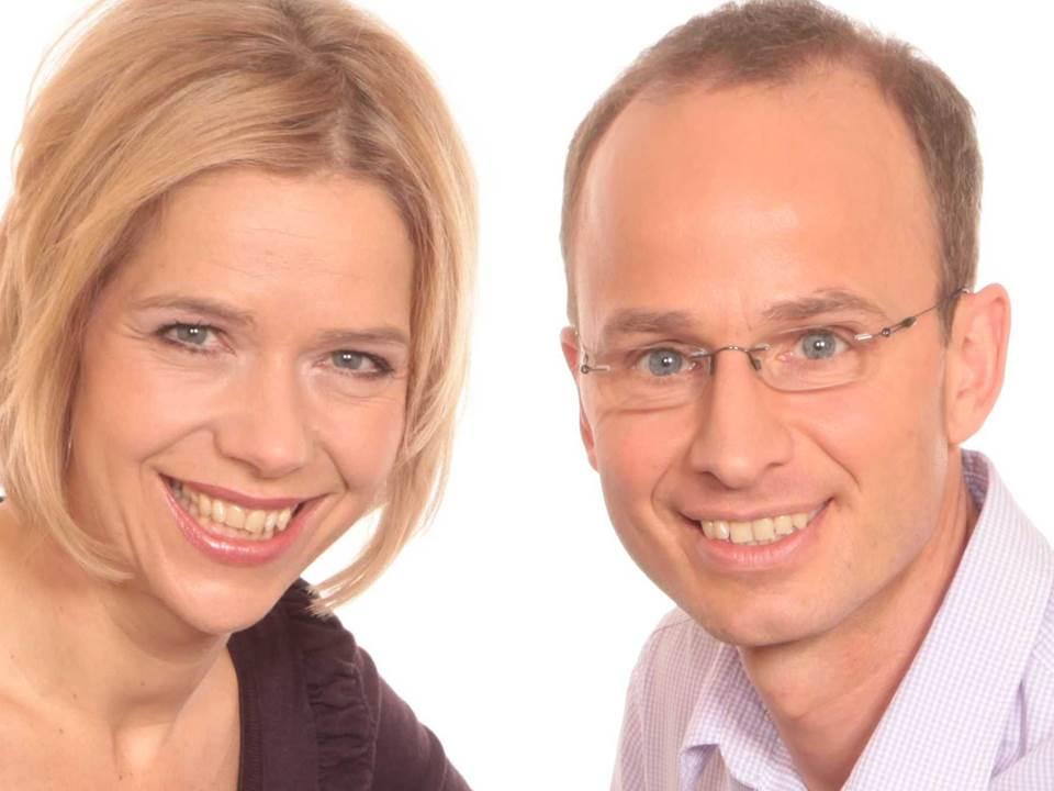 Astrid-Beate und Chrisoph Oberdorf
