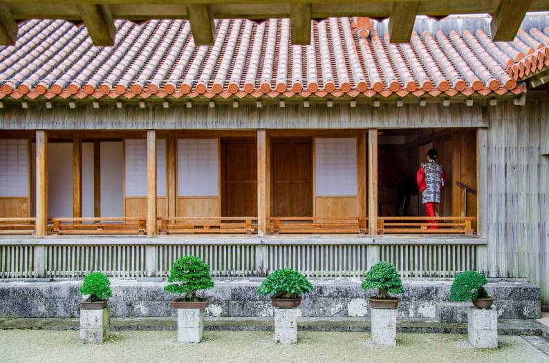 Naha in Okinawa