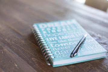 Dankbarkeits-Tagebuch