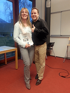 Sanja Lang Unternehmertag Stuttgart 2016