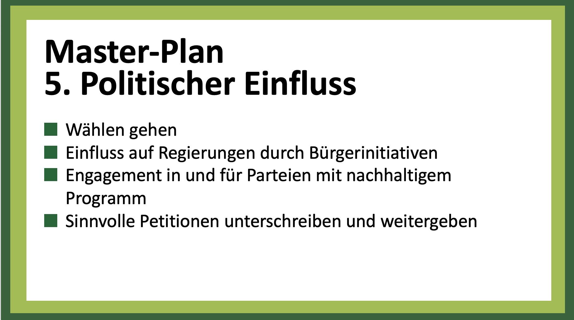 Master-Plan 5